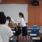 学校(長谷川玲子さん)